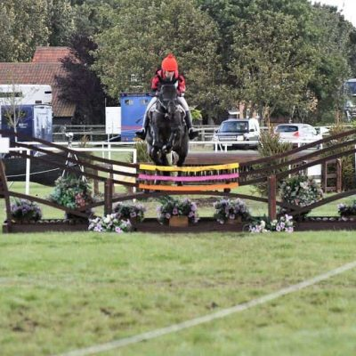 Rider scoops grassroots and novice league prize and £1500 worth of prizes